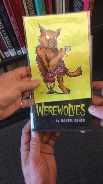 Werewolf Found