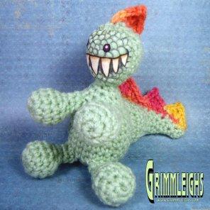 Worgie Dino 3